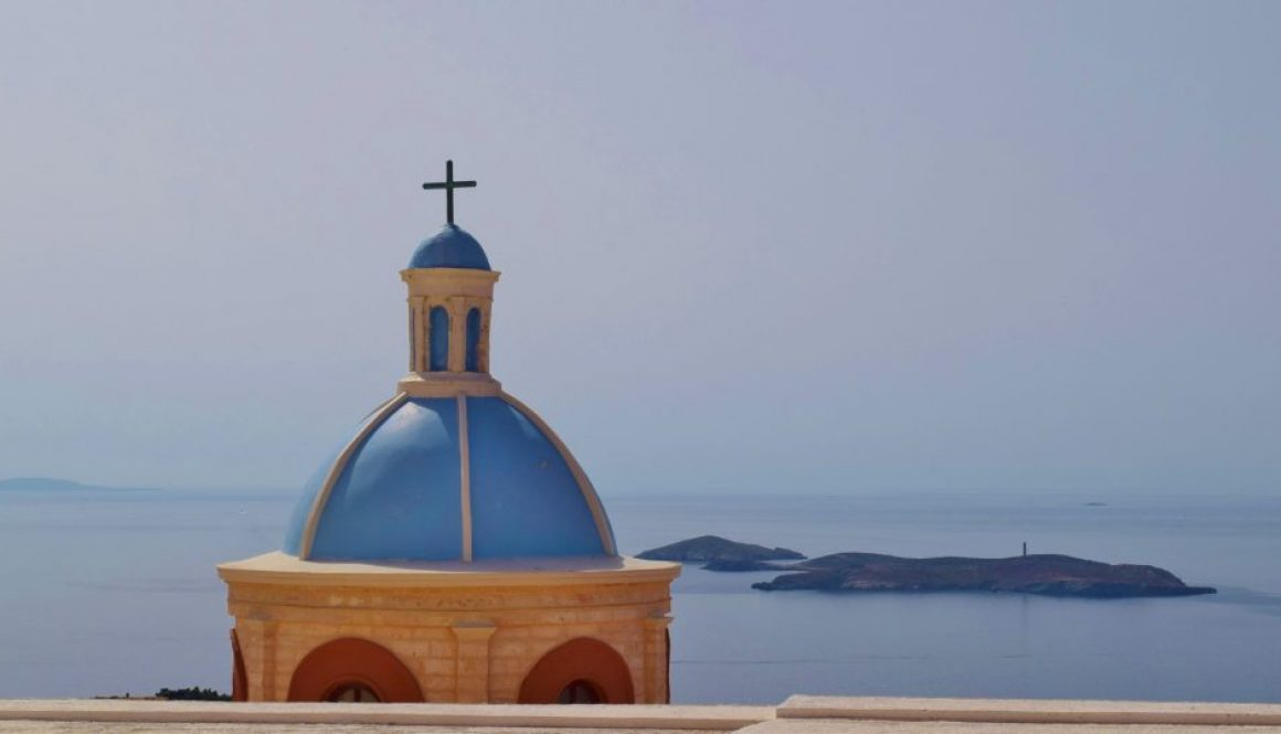 Premier pas dans les Cyclades: Syros