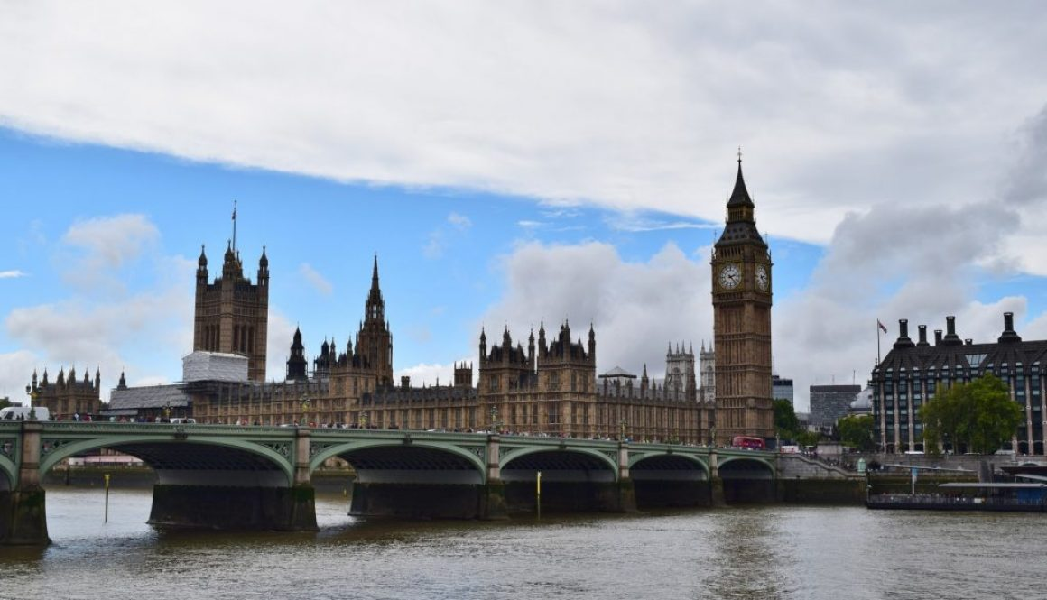 Londres, mon premier amour.