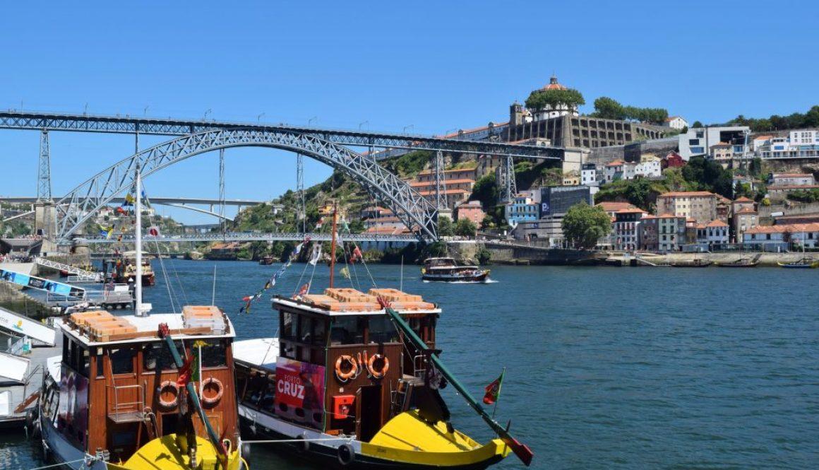 Récit de voyage à Porto