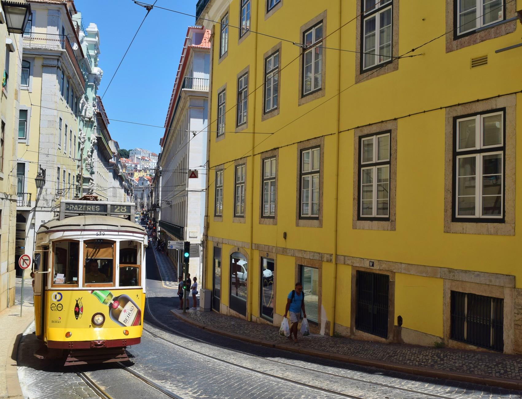 Prenez vos baskets : on part à Lisbonne !