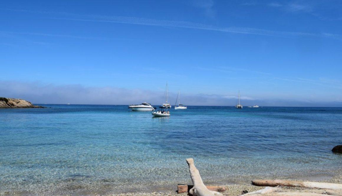 Partir à la rencontre de Porquerolles, une des îles d'or