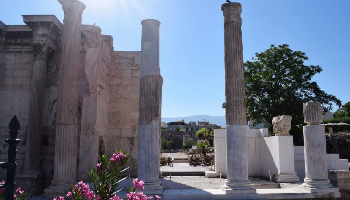 Carnet de voyage à Athènes