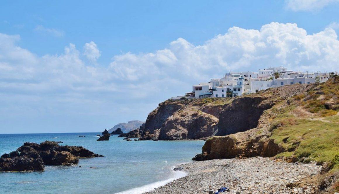 Récit de voyage à Naxos