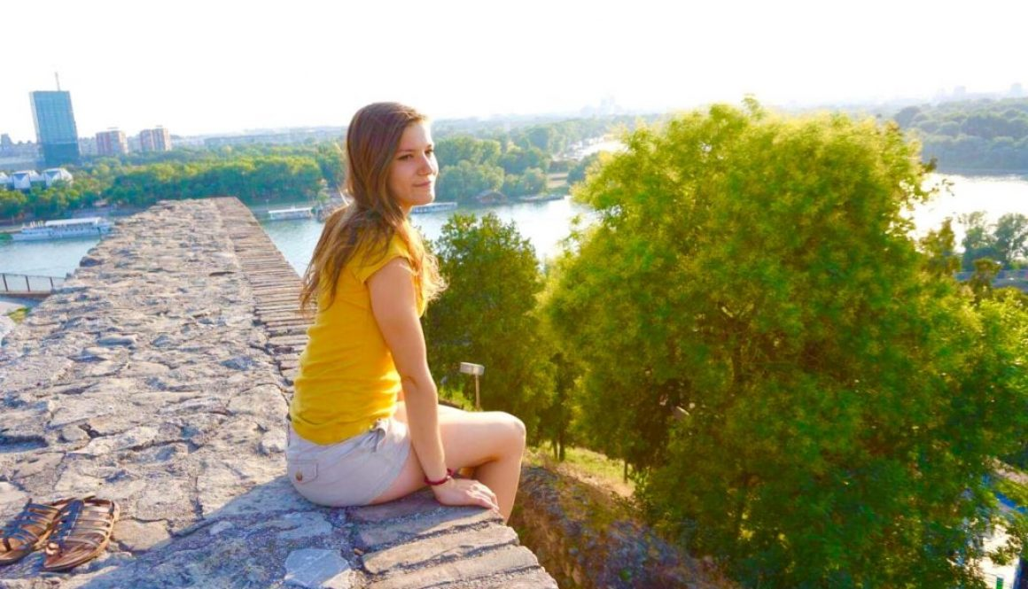 Inspiration : Liza et son tour d'Europe zéro déchet