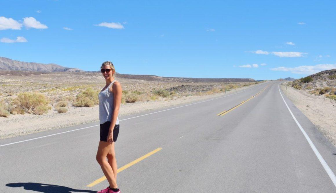 Road Trip dans l'Ouest américain : Death Valley