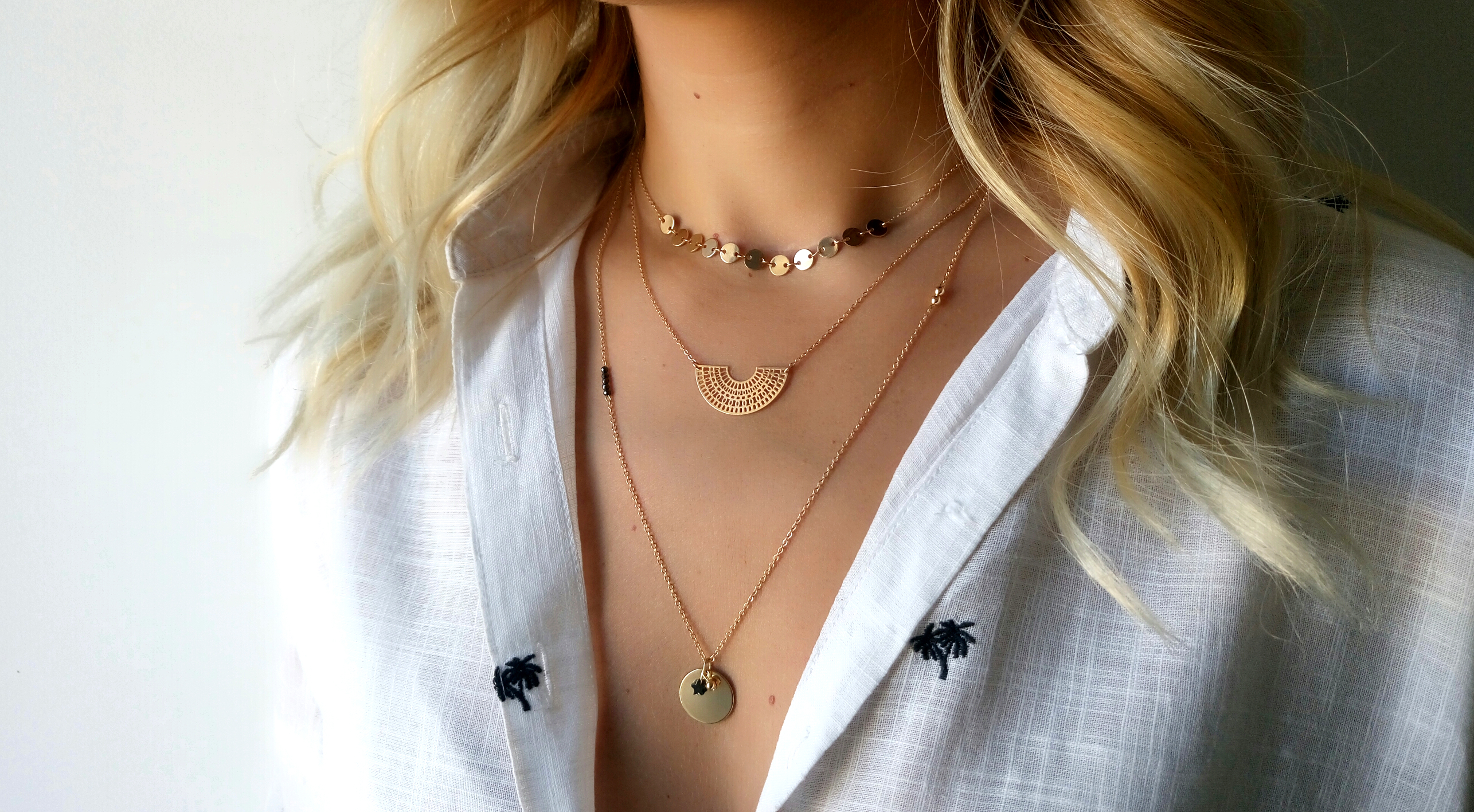 Inspiration : Elodie, créatrice de bijoux réalise son rêve d'enfant.